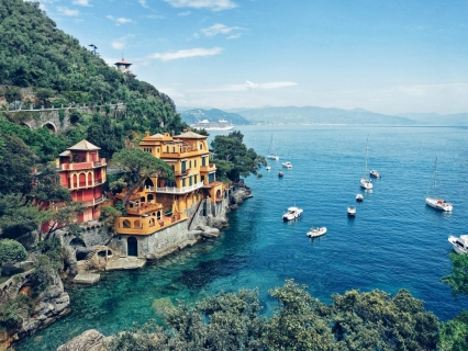 The most beautiful fishing village of Italy