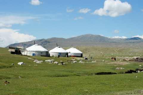 Stay in a Mongolian Ger