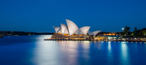 An alternative way to discover Sydney