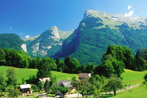 Visit the French Alps