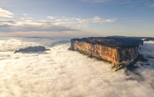 Mount Roraima is one of the most spectacular treks in Latin America