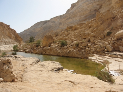 Hike the Israel National Trail