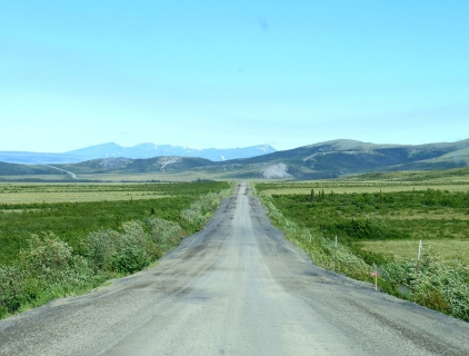 Drive the Dempster highway