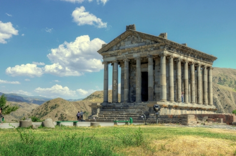 Visit the Garni Temple