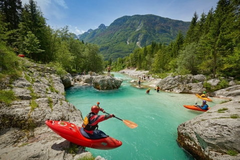 Go to Bovec in Slovenia