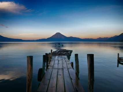 Lake Atitlan: the most beautiful lake in the world