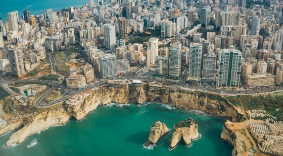 The ever-intriguing Beirut