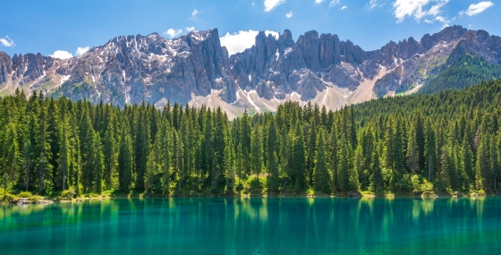 Visit the Dolomites in Italy